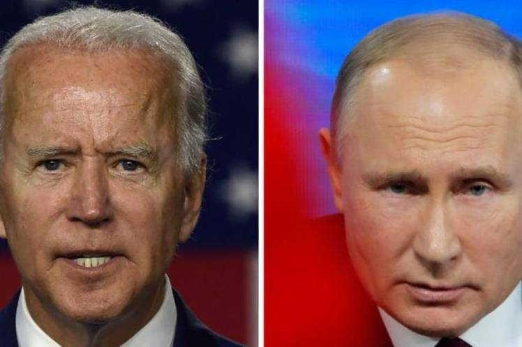 rusia, estados unidos, relaciones rusia-estados unidos, joe biden, vladimir putin