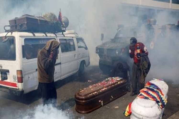 bolivia, masacre, muertes, golpe de estado, evo morales, mas