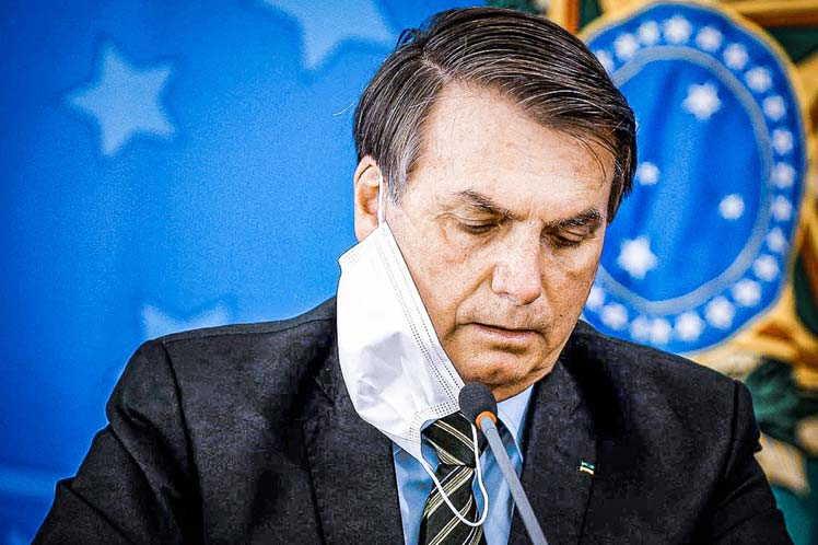 brasil, pandemia mundial, jair bolsonaro, covid-19, muertes
