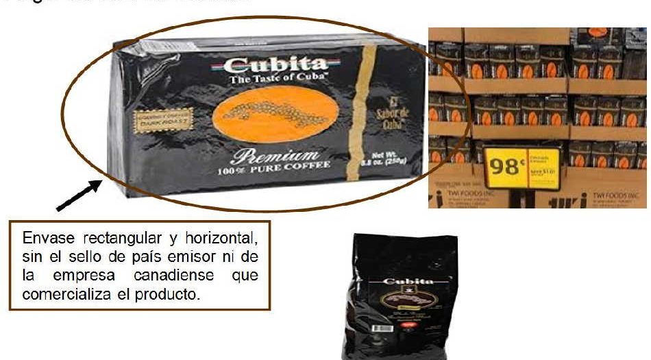 cuba, economia, exportaciones, cafe cubita, canada, plagio, cimex