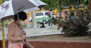 sancti spiritus, calor, altas temperaturas, centro meteorologico provincial