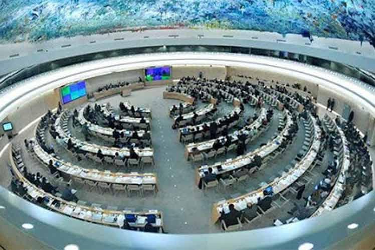 En el CDH, algunos gobiernos intentan dar lecciones sobre estándares de democracia y derechos humanos, que muchas veces incumplen. (Foto: PL)
