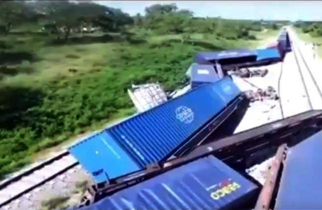 cuba, descarrilamiento, ferrocarriles, sabotaje, economia cubana