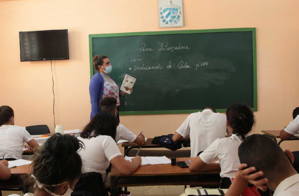 sancti spiritus, educacion, actividad cientifica, perfeccionamiento educacional, tarea vida