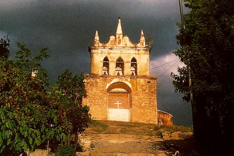 La fecha de construcción de esta ermita data de entre 1715 y 1720, según investigadores. (Foto: PL)