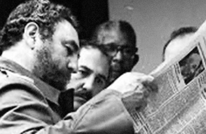cuba, dia de la prensa cubana, miguel diaz-canel, periodistas cubanos