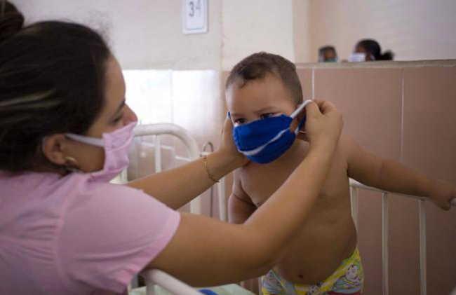 cuba, padiatria, covid-19, niños, coronavirus, salud publica