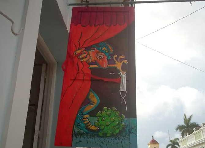 trinidad, artes plasticas, pintura, covid-19