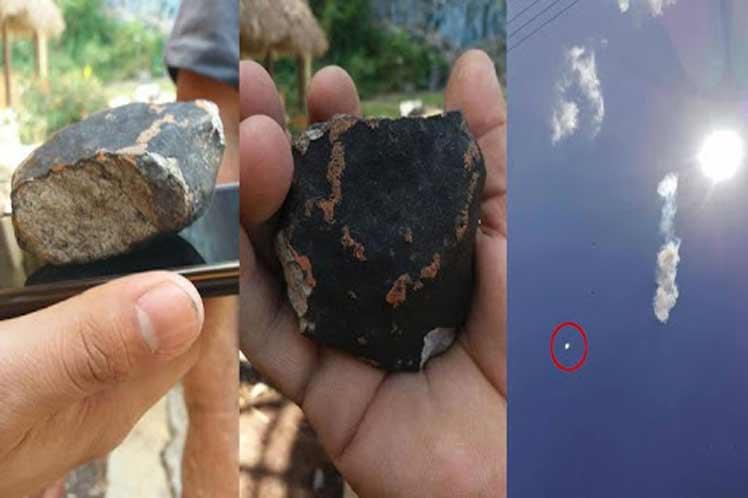 Hasta el momento no se encontraron fragmentos de masa mineral en el norte del oriente de Cuba. (Foto: PL)