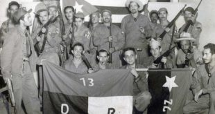 cuba, historia de cuba, directorio 13 de marzo, revolucion cubana