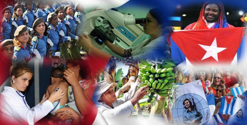 Los objetivos del Programa se fijan en la igualdad de derechos, oportunidades y posibilidades de las mujeres.
