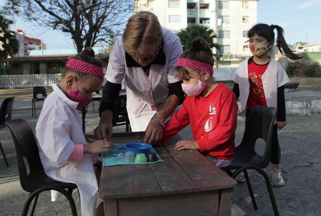 cuba, vacuna contra la covid-19, coronavirus, covid-19, instituto finlay de vacunas, niños cubanos