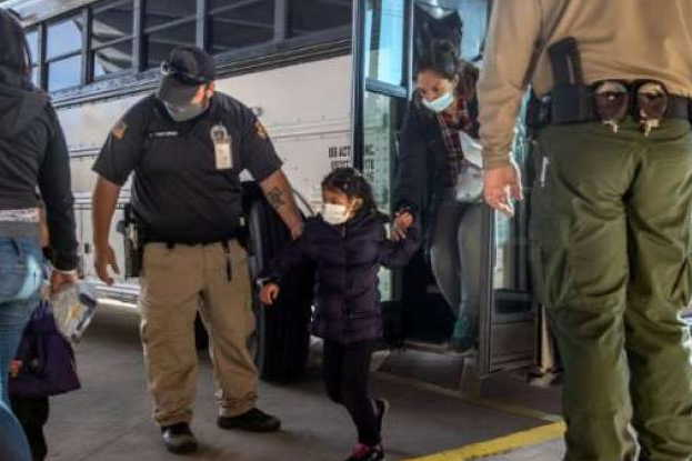 estados unidos, niños migrantes, migracion, politica migratoria