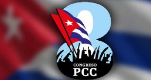 cuba, pcc, partido comunista de cuba, VIII congreso del pcc