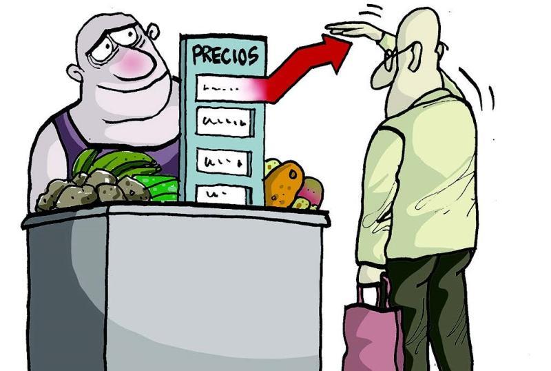 sancti spiritus, precios, multas, violaciones de precios, economia cubana, tarea ordenamiento, precios alimentos