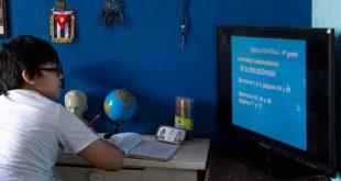 cuba, canal educativo, teleclases, curso escolar 2020-2021, educacion