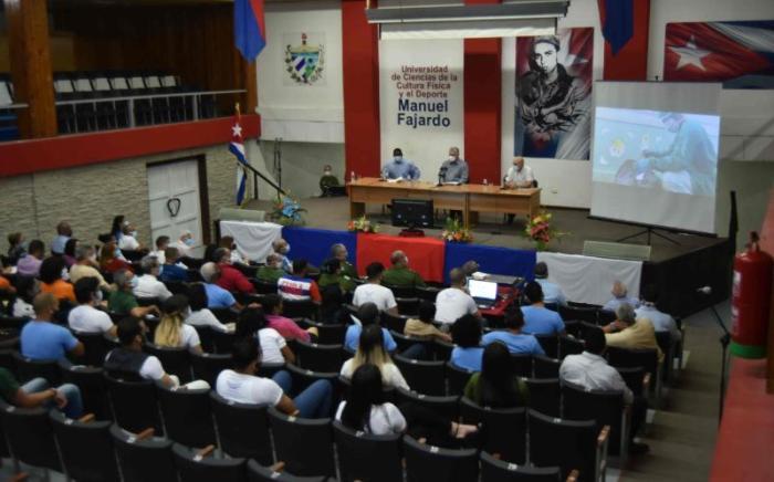 cuba, inder, deporte, deporte cubano, miguel diaz-canel