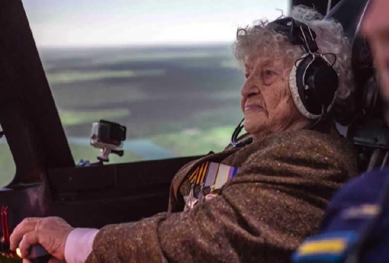 rusia, vuelos, II guerra mundial