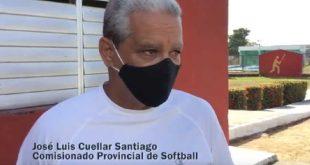 sancti spiritus, softball