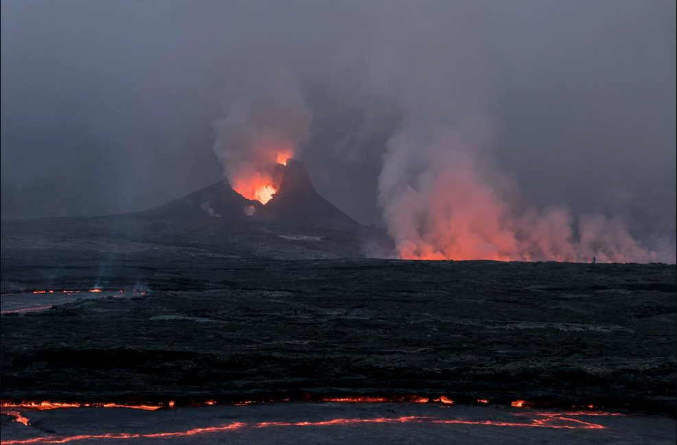 africa, volcan, desastres naturales