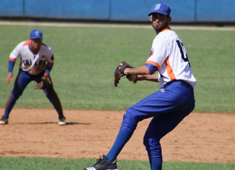 sancti spiritus, yankiel mauri, copadel caribe, beisbol, serie nacional de beisbol, gallos