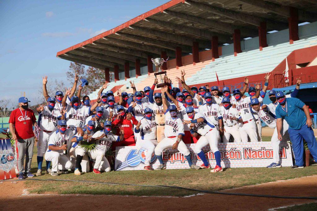 cuba, serie nacional de beisbol