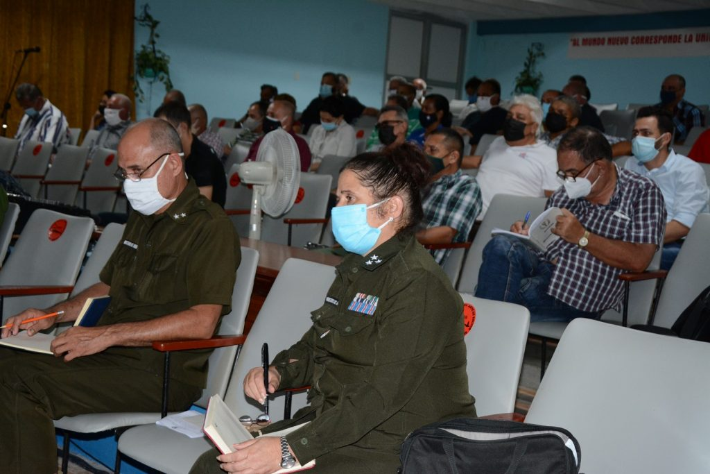 Los asistentes conocieron numerosas reflexiones realizadas en el ya histórico encuentro.