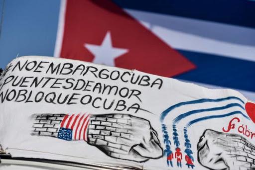 La isla cuenta con el respaldo internacional en su lucha contra el bloqueo.