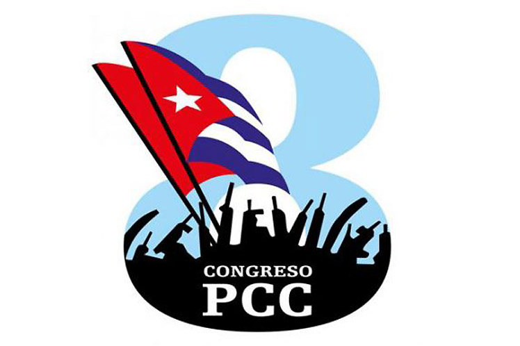 El VIII Congreso del PCC acontecerá entre los días 16 y 19 de abril.
