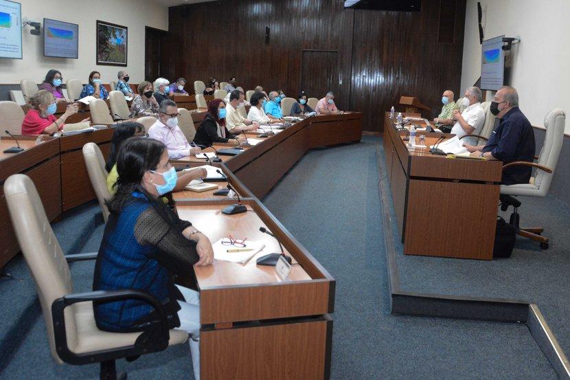 La dirección del país anunció un reforzamiento de las medidas dirigidas al control de la actual situación epidemiológica. (Foto: Estudios Revolución)