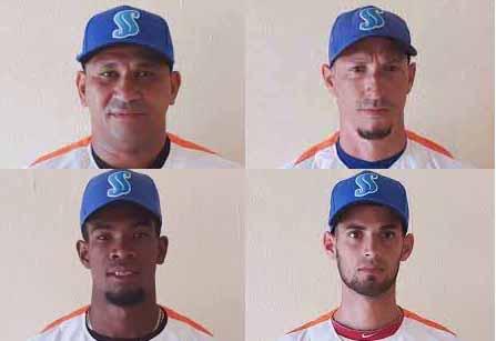 Los Gallos estarán bien representados entre los seleccionados. (Foto: Beisbolcubano)