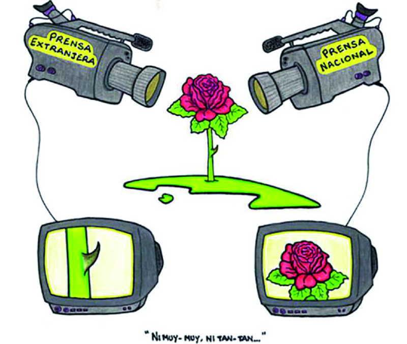 cuba, congreso del partido comunista de cuba, VIII congreso del PCC, fidel castro, prensa cubana, UPEC, periodistas cubanos