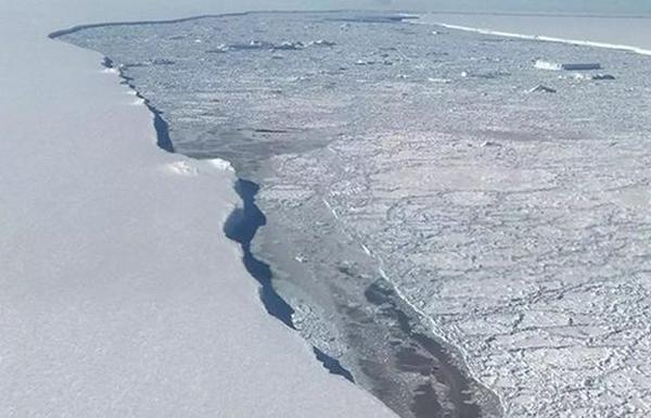antartida, iceberg, cambio climatico, medio ambiente