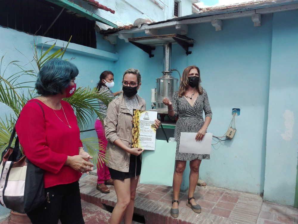 trinidad, aptrimonio sancti spiritus, tercera villa cubana