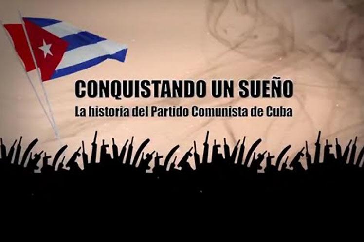 El material se trasmite en la antesala del VIII Congreso del Partido Comunista de Cuba. (Foto: PL)