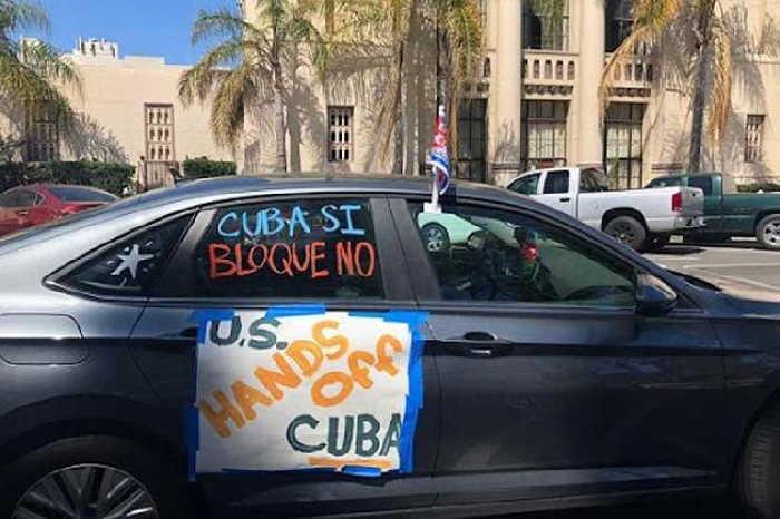 cuba, estados unidos, solidaridad con cuba, bloqueo de eeuu a cuba, relaciones cuba-estados unidos