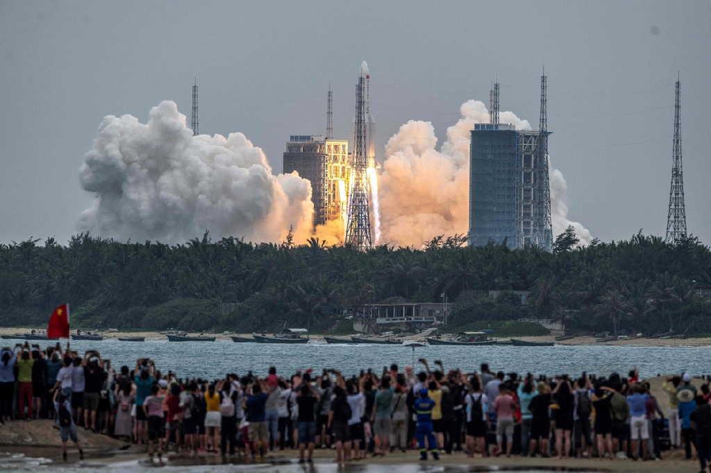 china, ciencias, astronomia, espacio, luna, estacion espacial