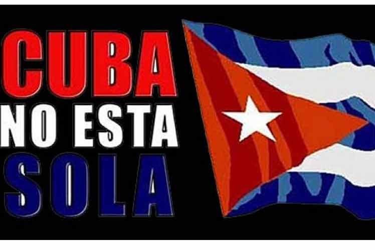 La Unión Eléctrica rechaza la inclusión del país caribeño en la arbitraria nominación.