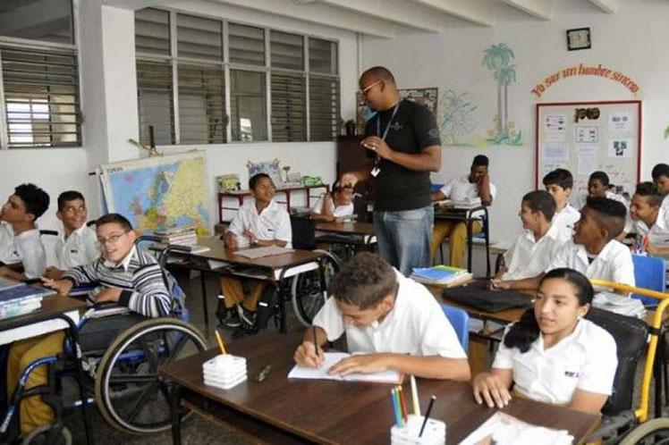Cuba prioriza la protección de este segmento poblacional. (Foto: PL)
