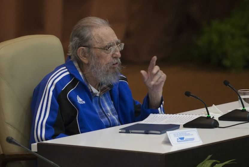 cuba, fidel castro, pcc, congreso del partido comunista de cuba, VIII congreso del pcc
