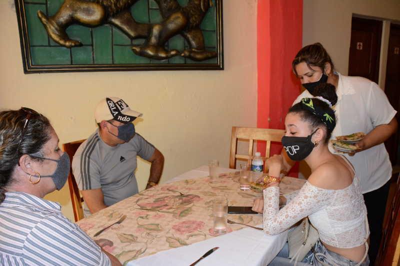sancti spiritus, precios, tarea ordenamiento, gastronomia, sistema de atencion a la familia