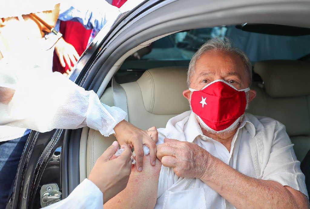 brasil, luiz inacio lula da silva, covid-19, dia mundial de la salud