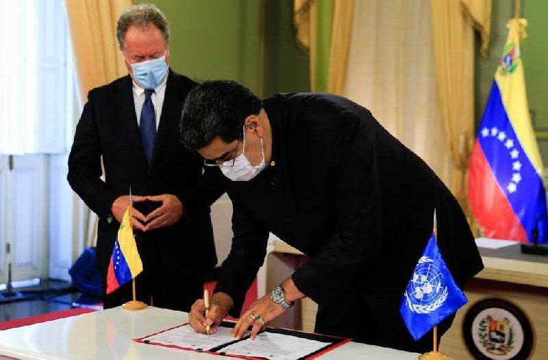venezuela, nicolas maduro, alimentos, programa mundial de alimentos