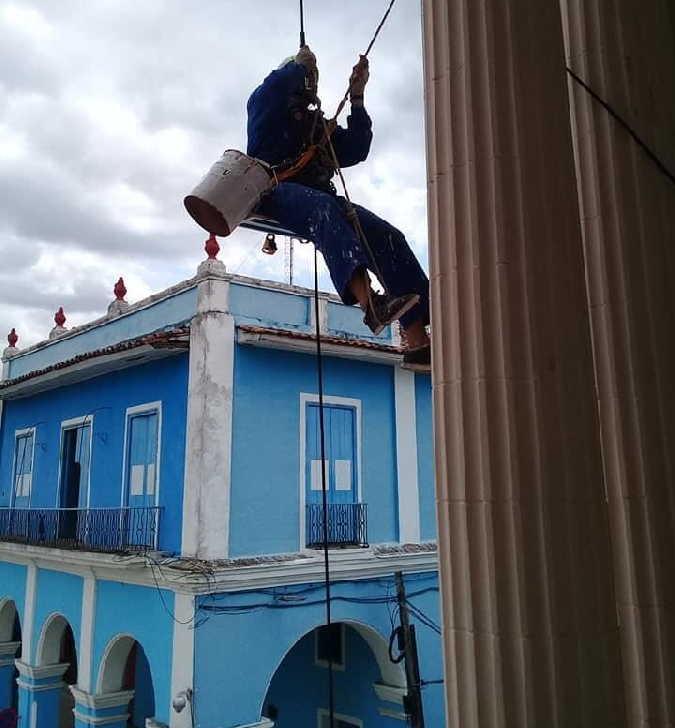 sancti spiritus, cultura, biblioteca provincial ruben martinez villena, instituciones culturales
