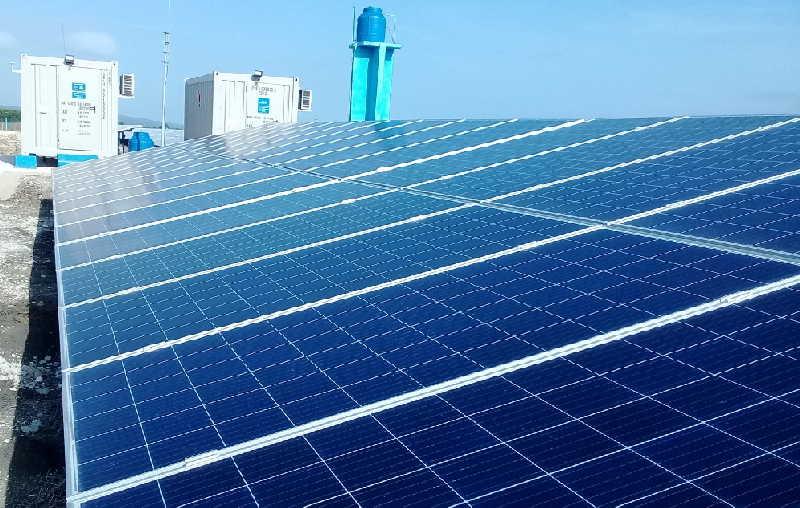 sancti spiritus, parque fotovoltaico, energia electrica, ahorro energetico