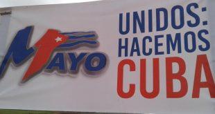 cuba, primero de mayo, ctc, dia internacional de los trabajadores