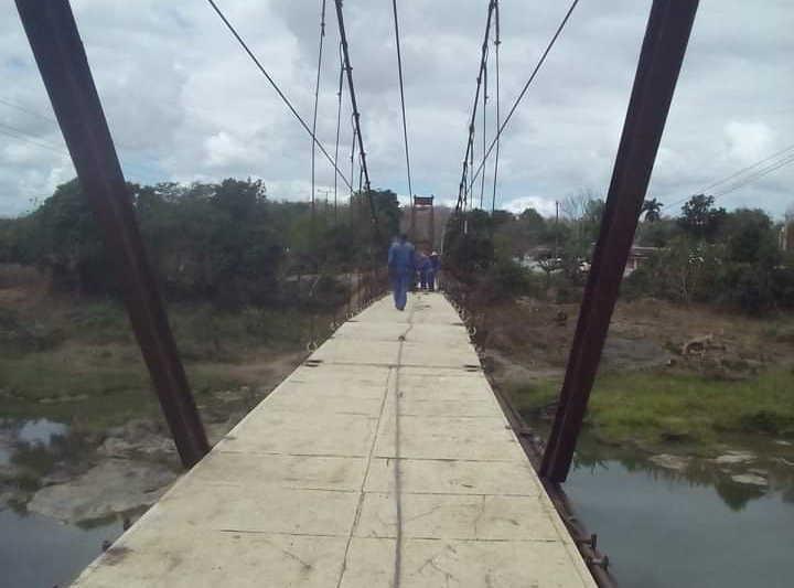 fomento, agabama, puente de agabama, rio agabama
