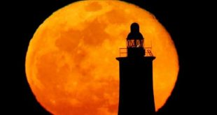 superluna, astronomia