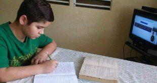 sancti spiritus, cuba, educacion, curso escolar 2020-2021, teleclases