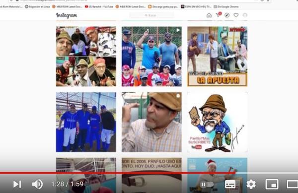 cuba, redes sociales, instagram, actores, musica